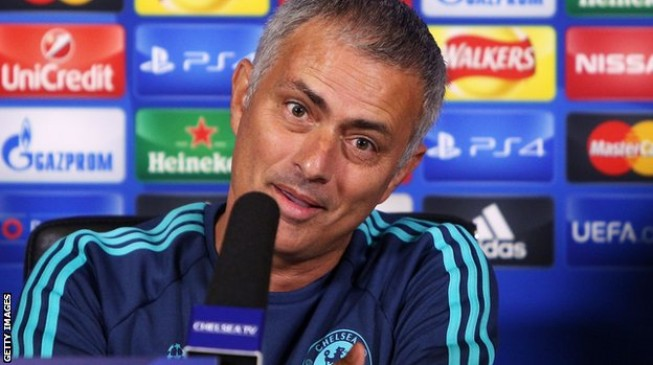 Mourinho to journalists: Click Google instead of asking stupid questions