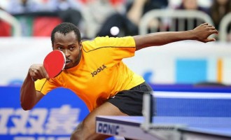 Quadri begins quest for success at Ultimate Table Tennis League
