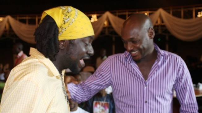 Blackface: I helped 2face but he ditched me