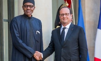 B'Haram: France offers to help with 'intelligence'