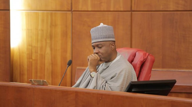 Bukola Saraki: Time to shine or melt