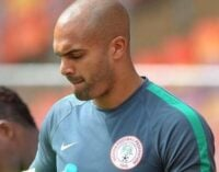 World Cup qualifier: Playing Cameroon won't be easy, says Ikeme
