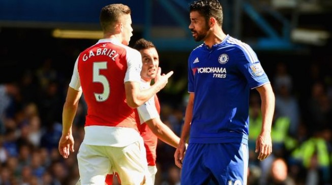 Arsenal's Gabriel wins appeal against red card