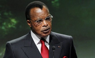 Congolese president seeks third term