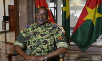 Burkina coup leader charged with murder