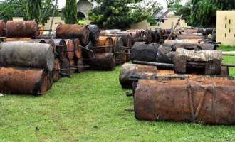 Legalise indigenous crude oil refining
