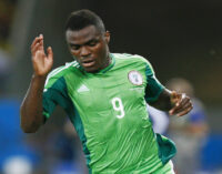 Emenike 'looking forward to scoring' against Tanzania