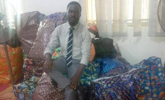 TRIBUTE: Owolabi, the journalist caring for IDPs