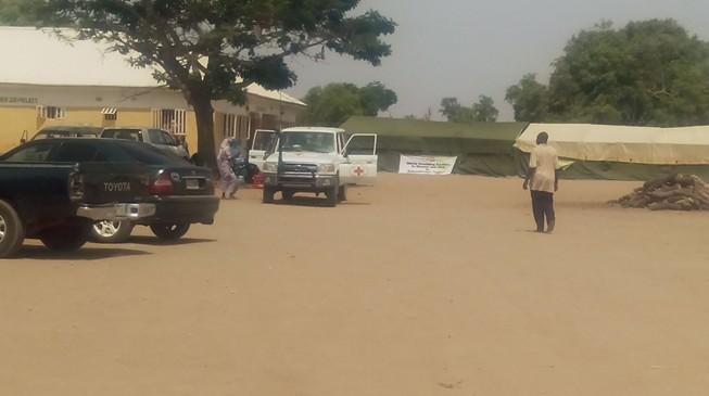 Blast at Adamawa IDP camp 'kills 7 children'