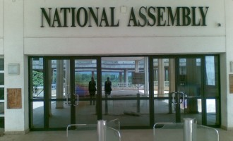 COVID-19: National assembly begins second round of fumigation