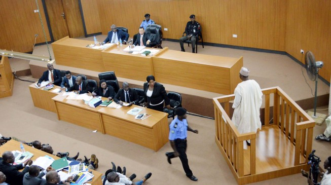 Power cut forces judge to adjourn Saraki's trial