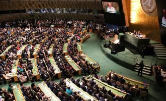 Diplomats rue Nigeria's absence at key UN talk