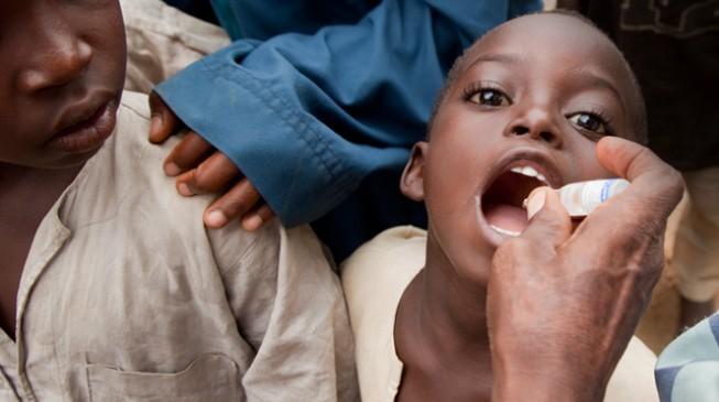 Families refusing polio vaccines in Nigeria, says UNICEF