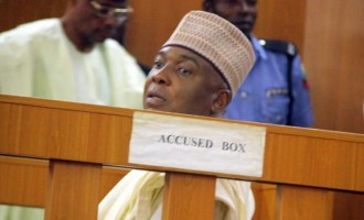 FILE: Key dates and events of Saraki's CCT trial