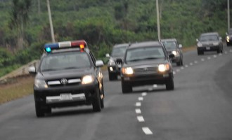 Police restrict use of siren in Rivers