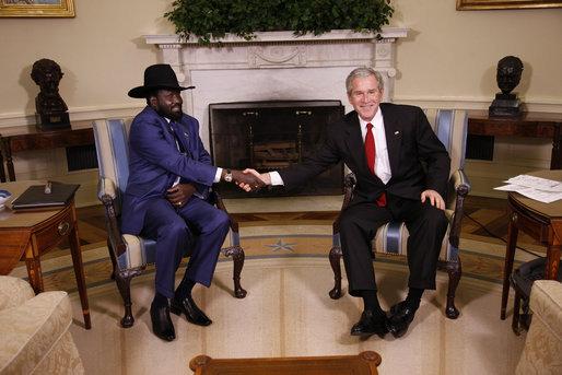 South sudan 2009 visit