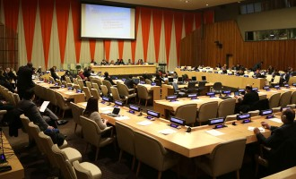 Correct Nigerian negotiators at the UN, youths urge Buhari