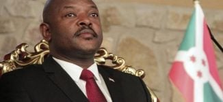 Nkurunziza, Burundian president, to get $530,000, luxury villa as retirement benefit