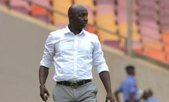 Siasia: I take all the blame for Dream Team collapse