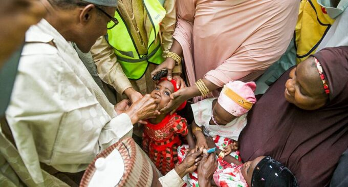 WHO may certify Nigeria polio-free by 2020