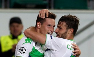 Draxler's strike sinks Musa and CSKA