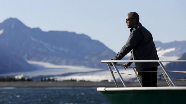 Obama: Climate change the world's biggest challenge