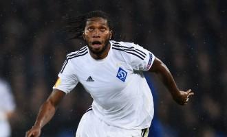 Mbokani signs for Norwich on loan from Dynamo Kiev