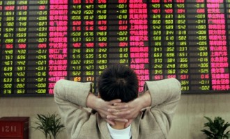 Shanghai Composite Index continues to look vulnerable