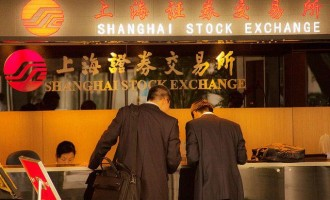 Shanghai Composite meanders back into the green