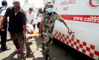 Nigerians among 717 dead in hajj stampede