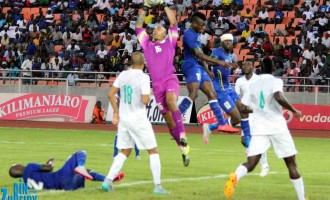Playing for Nigeria 'a really welcome boost', says Ikeme