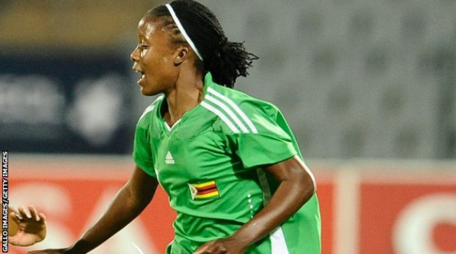 Zimbabwe, South Africa qualify for women's Olympic football