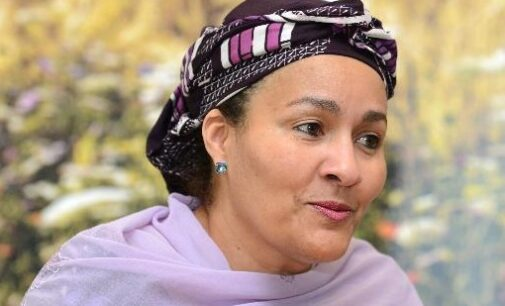 Nigerians on Twitter hit Amina Mohammed for defending gay rights