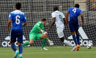 Golden Eaglets start title defence with win