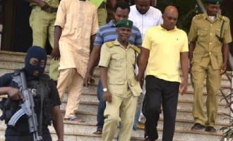 Okah attempts to commit suicide in court