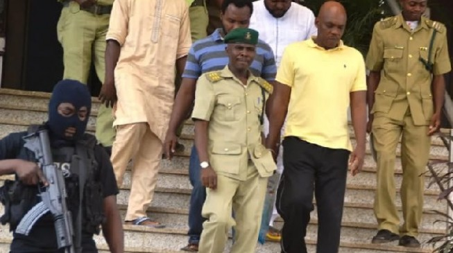 MEND: FG has agreed to release Nnamdi Kanu, Okah brothers