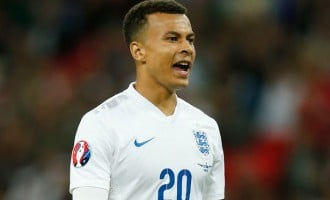 Dele Alli makes England debut