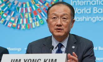 I was once a refugee, says World Bank president