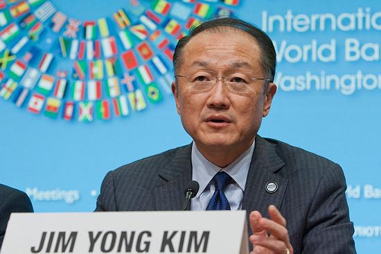 Jim Yong Kim Lima