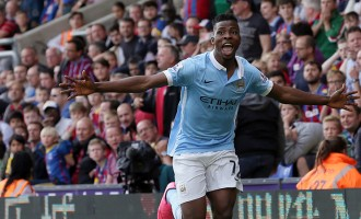 Iheanacho: City can rely on me in the absence of Aguero, Silva