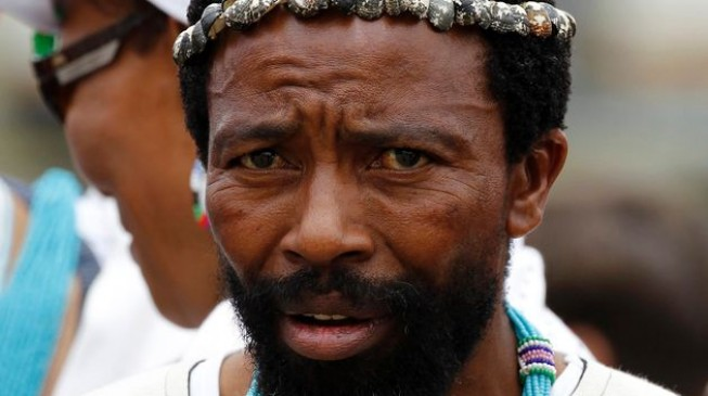 South African King gets 12-year jail sentence