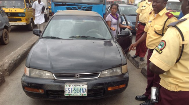 LASTMA: 800 motorists arrested daily over breach of traffic rules