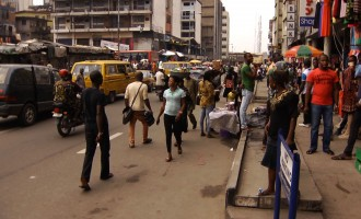 Nigerian economy records 'worst week' since 2008