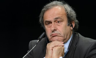 Platini loses appeal, cannot be FIFA president
