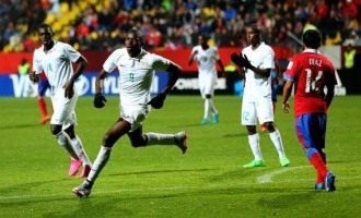Amuneke: We forced Chile to play 'uncomfortably'