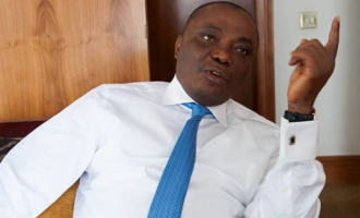 Nwaoboshi kicks as Delta PDP suspends him over 'anti-party activities'