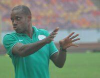 Oliseh: Home-based Eagles have won nothing yet