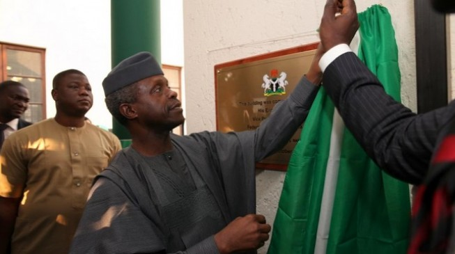 We'll fulfill our campaign promises once 2016 budget is passed, saysOsinbajo