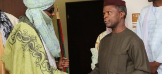 Junaid: Sanusi asked to be Osinbajo's VP when Buhari was sick in London