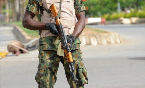 Soldier commits suicide in Bauchi